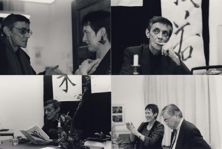 Lesung mit Arno Wischnewsky 1994