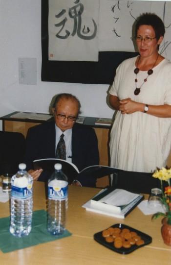 Ogai-Gruppe 1999 Prof Hasegawa