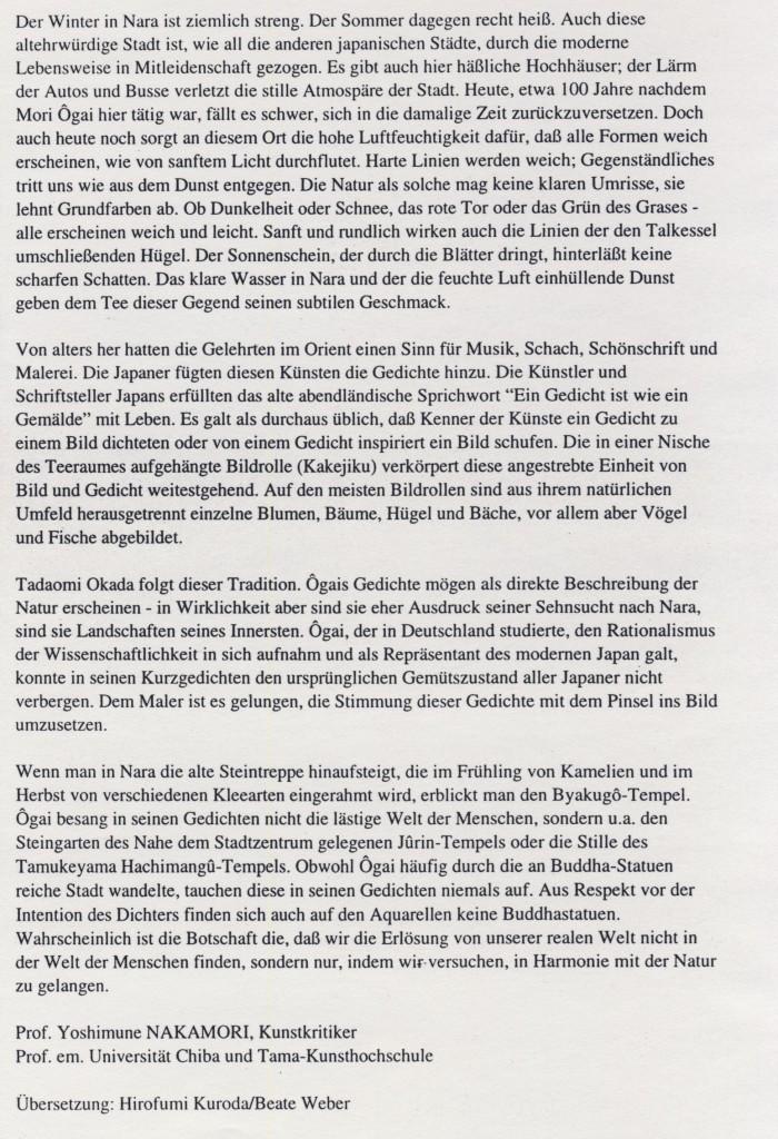 Stielblütengras Heft2