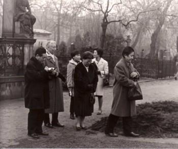 Auf em Dorotheensta dtischen Friedhof