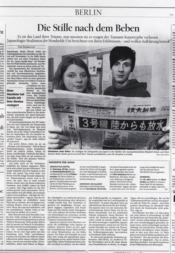 Der Tagesspiegel 28032011 HU