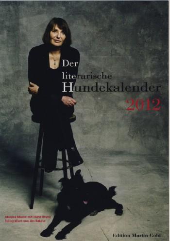 Hundekal. 2012 Deckblatt