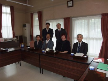 Als JSPS-Stipendiatin an der Mie-Uni