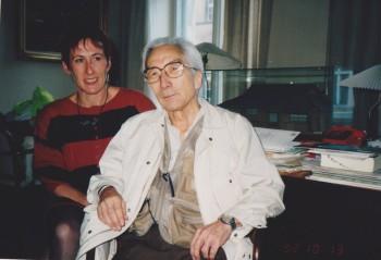 Bea mit Yamada Tôru Ausschnitt
