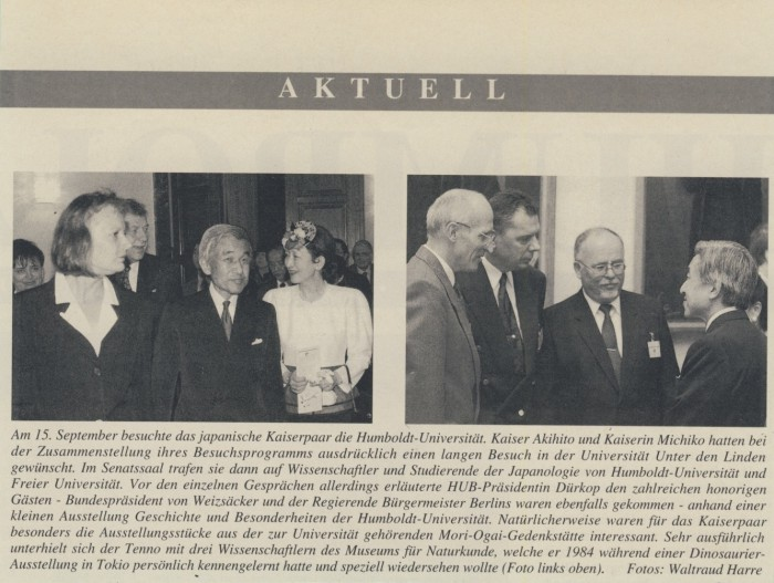 """Aktuell"" in Humboldt, 14.10.1993"