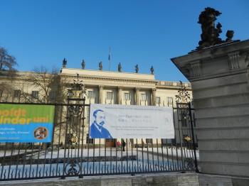 フンボルト大学鷗外150周年記念行事