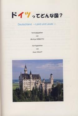 Deutschland Land und Leute