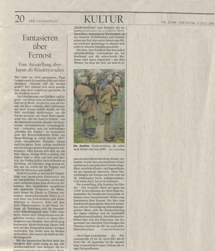 Tagesspiegel 5.7.16 S. 20